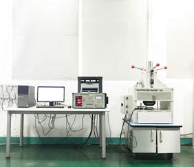 Appareil de Test de propriétés magnétiques