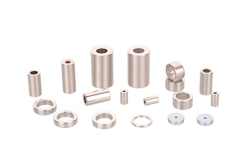 Ring Neodymium Magnet Process