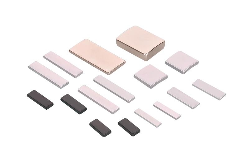 Square Block Neodymium Magnet