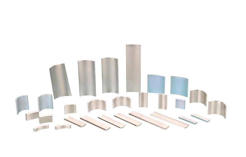 Segment Neodymium Magnet