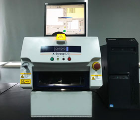 X-Ray Coating Thickness Tester