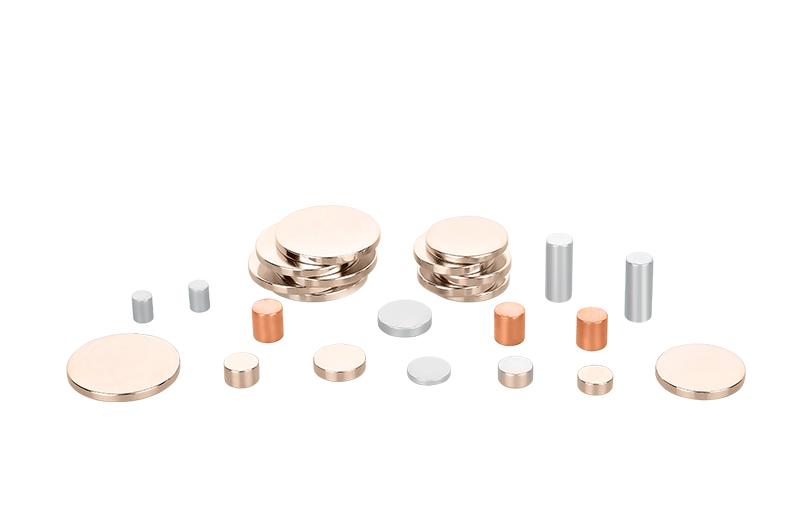 Cylinder Neodymium Magnet