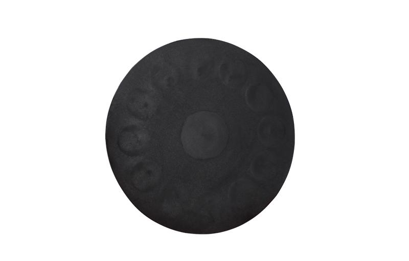 Internal Threaded Rubber Coated Pot Magnet